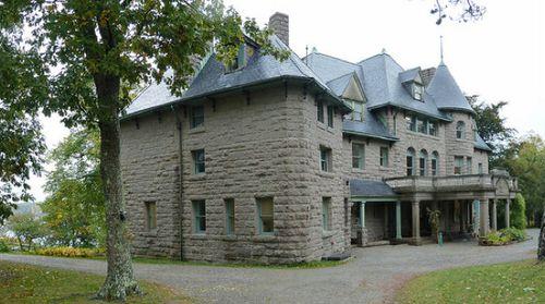 College of the Atlantic Bar Harbor Maine