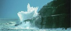 Acadia Cliff Surf 1062013