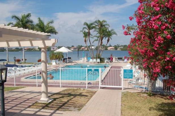 Palm Bay Club Pool Siesta Key Florida