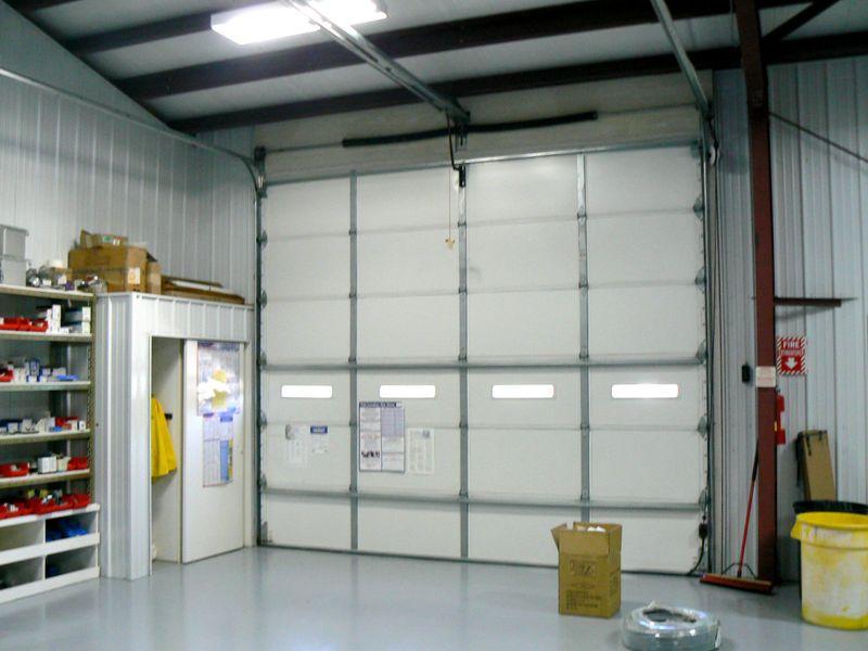 SE Garage Door 1400