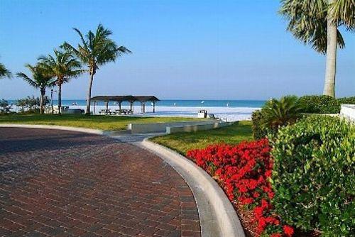 Palm Bay Club Distant Beach View Siesta Key Florida