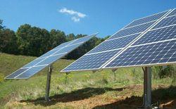 Free Standing Solar Panels