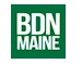 Bangor Daily News Logo Button