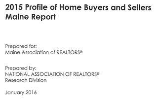 Title Page 2015 Realtor Survey