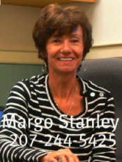 Margo Stanley Smiling Face