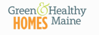 Green and Healthy Maine Homes Logo