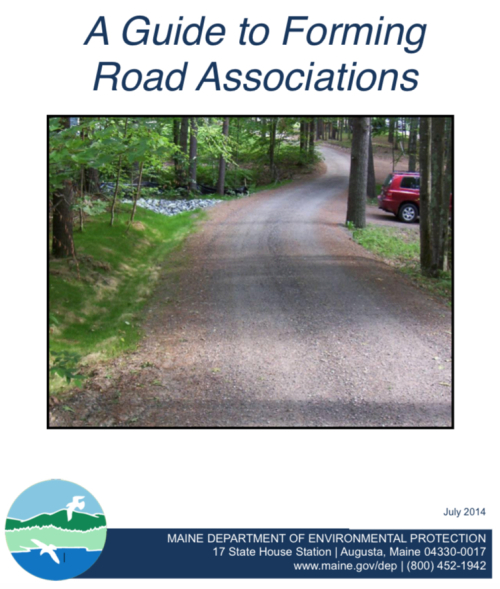 Road Association Guide